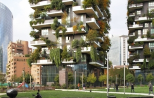 vertical forest project by Stefano Boeri Architetti
