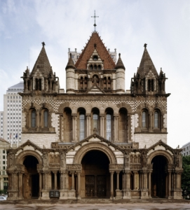 trinity church richardson romanesque