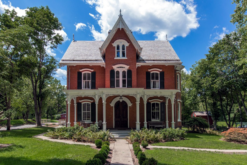 victorian style homes gothic revival home