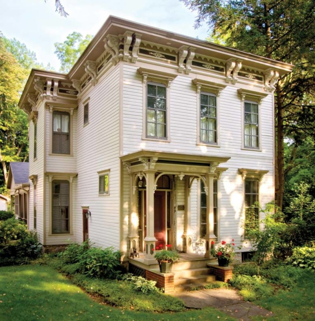 7 types of fascinating victorian style homes ns designs for Italianate house plans