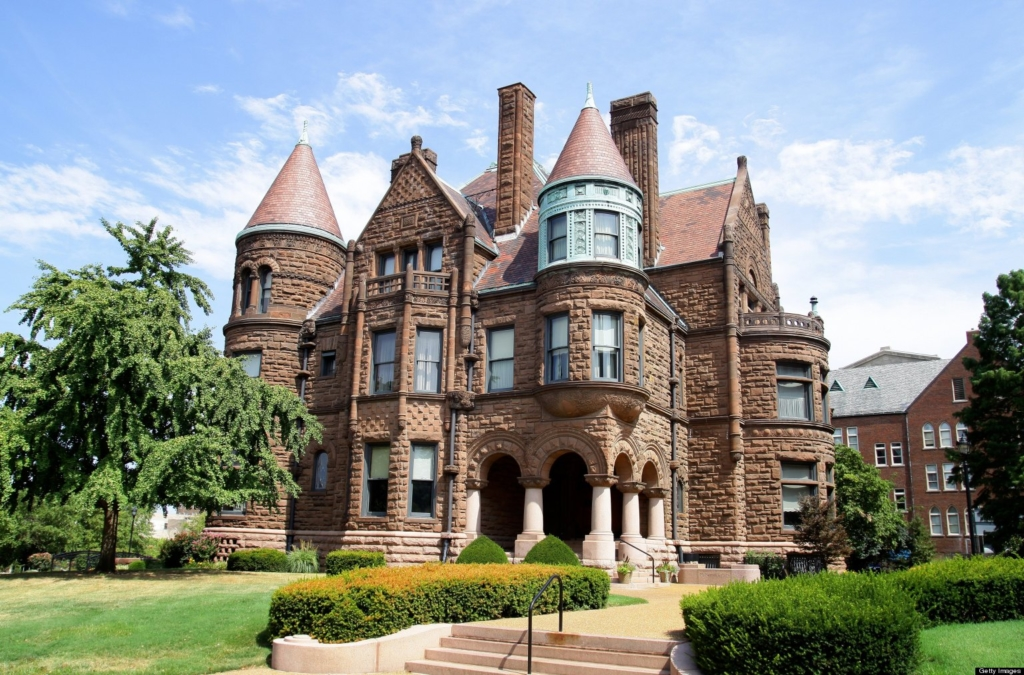 Cupples House richardson romanesque home